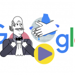Even the new Google Doodle wants you to wash your hands really well