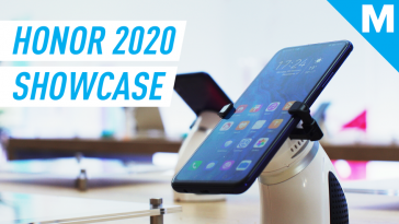 A close-up look at four devices HONOR is releasing in 2020