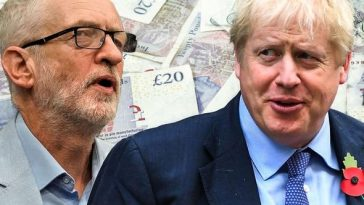 Labour vs Conservatives policies: How much will party pledges COST to deliver