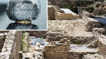 Bible proof: How incredible 2,600-year-old Jerusalem discovery MATCHES biblical story