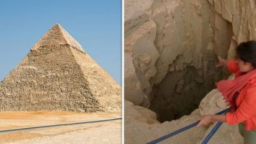 Egypt breakthrough: 3,000-year-old 'surprising treasure' found in 13-metre shaftrevealed