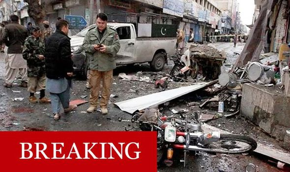 Pakistan mosque attack: Explosion at mosque kills at least 13