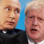 Boris stands up to Putin: PM delivers warning to Russian President over 'reckless attack'