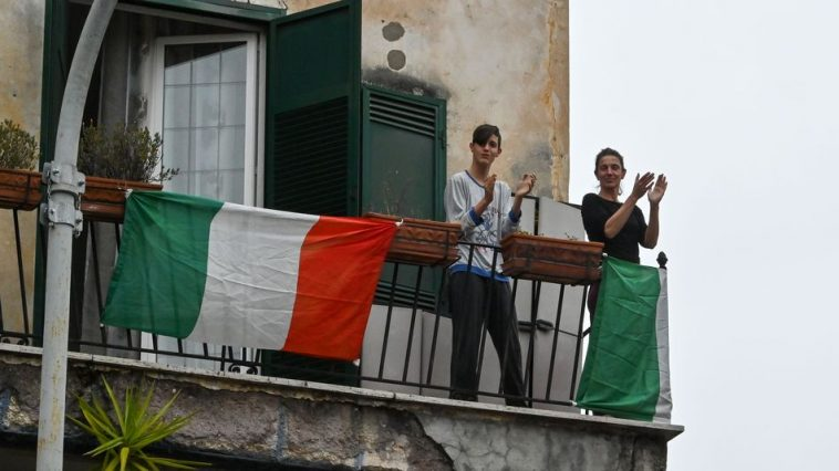 How Italy is fighting its coronavirus isolation with music and Fun